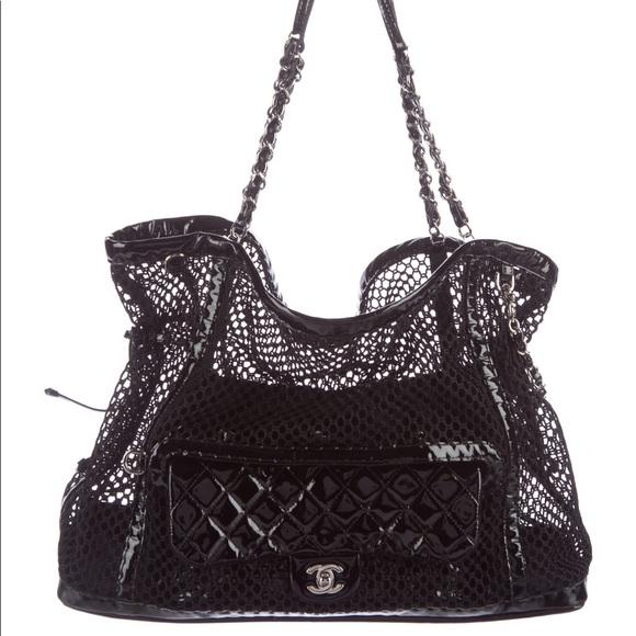 29b9b73e8309 CHANEL Bags | Bob Bob Tote Bag Cruise 2011 Collection | Poshmark